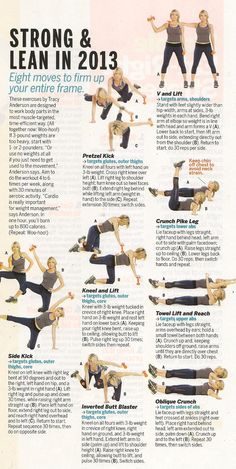 Tracy Anderson | Health Magazine Feb 2013