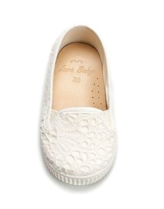 BABY CROCHET PLIMSOLL - Summer time - Baby girl (3-36 months) - Kids - ZARA