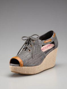 80%20 Malia Wedge Sandal in charcoal