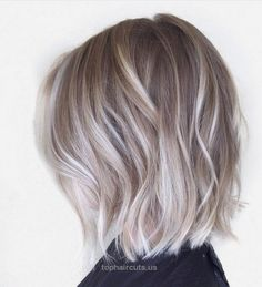 10 Adorable Ash Blonde Hairstyles to Try: Hair Color Ideas 2017 Pretty Everyday Hairstyles for Short Hair – Balayage Bob http://www.tophaircuts.us/2017/06/19/10-adorable-ash-blonde-hairstyles-to-try-hair-color-ideas-2017/