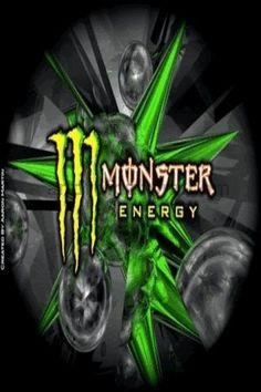 Monster Energy Army Keyring
