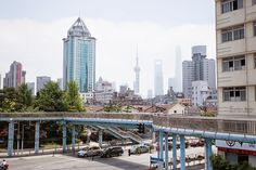 China mal anders: Hongkau