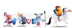 Little Female Knights