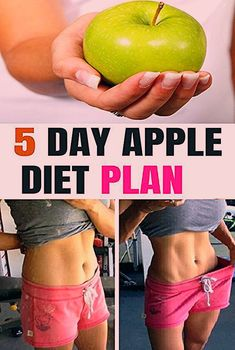 5 Day Apple Diet Plan to Lose 10 Pounds in a Week When you think about how healthy apples are, it's no surprise that you can lose weight by eating apples. Here's a sample apple diet plan to lose 10 pounds in a week. Low Calorie Diet Plan, Easy Diet Plan, Healthy Diet Plans, Eating Healthy, Lose 10 Pounds In A Week, Lose Weight In A Month, Losing 10 Pounds, Losing Weight, 20 Pounds