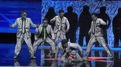 Animation Crew: Cool Act Combines Dancing and Painting - America's Got Talent 2015 | Voonathaa