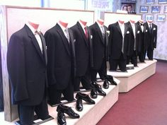 Liberty Men's Formals in Pittsburgh, PA 3104 Banksville Rd Pittsburgh, Pa   15216 412-561-2202  http://www.libertyformals.com/index.html