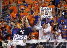 """BYU v. Boise State football 9/20/3012  - MormonFavorites.com  """"I cannot believe how many LDS resources I found... It's about time someone thought of this!""""   - MormonFavorites.com"""