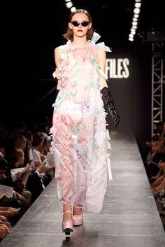 VFiles Spring 2014 Ready-to-Wear Fashion Show - Ammerman Schlösberg