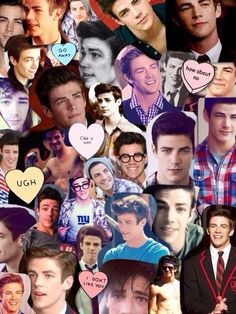 I low key am in love with grant gustin Bae, Flash Wallpaper, O Flash, Flash Barry Allen, The Flash Grant Gustin, Cw Dc, Dc Tv Shows, Dc Comics, Dc Legends Of Tomorrow
