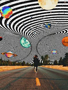 dope art What a trippy world we live in Artis Saatchi Gallery, Galerie Saatchi, Photoshop Wallpaper, Trippy Wallpaper, Iphone Wallpaper, Psychedelic Art, Psychedelic Pattern, Photo Wall Collage, Picture Wall