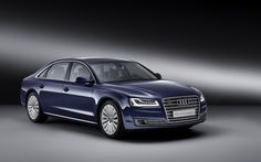2014 Audi A8 L W12 Exclusive Concept Wallpaper