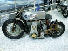 NSU Bison 2000cc