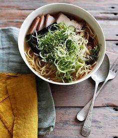 Australian Gourmet Traveller recipe for hiyayakko.