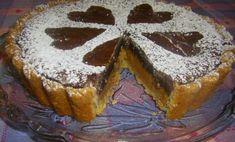 Caramel, Chocolate and Praline Tart - Bakers Corner #valentinesday #valentine #recipe #chocolate #tart #baking