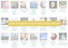 How to Create a Successful Blog Link Up