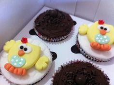 cupcakes de coruja!