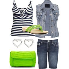 Lola in Green! by bearpawstyle on Polyvore featuring H&M, maurices, Bearpaw, Nancy Gonzalez and MARC BY MARC JACOBS