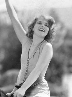 Clara Bow photographed for Three Weekends (1928)