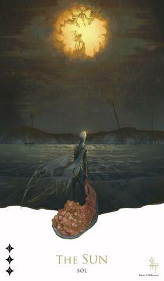 Arte Dark Souls, Bloodborne Art, Soul Game, Praise The Sun, Old Blood, Fandom Games, Old Cartoons, Owl House, Skull And Bones