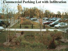 HB Fuller Parking Lot, Vadnais Heights