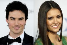 Fifty Shades of Grey Movie: Nina Dobrev Does Not Want Lucy Hale to Star Opposite Ian Somerhalder - Entertainment & Stars