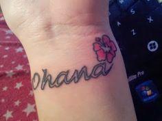 Deborah Tindle: Ohana Tattoo