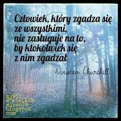 Własne zdanie to podstawa realizacji własnego życia!  #motywacja #inspiracja #cytat #lifehack #churchill #lifestyle