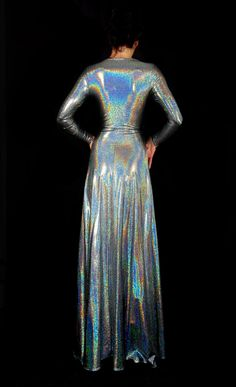Holographic prom dress? I know it's ridiculous for me to want this, but...no shame. #pixiemarketgirl