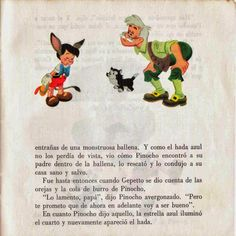 Cuentos infantiles: Pinocho. Cuento popular. Fictional Characters, Folktale, 1st Grades, Faeries