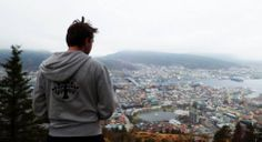 The #FamousSDUhoodie in #Bergen, #Norway, #University of Southern #Denmark  https://www.facebook.com/unisouthdenmark