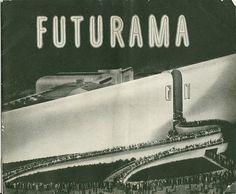 General Motors Futurama New York World's Fair 1939-1940 | Flickr - Photo Sharing!