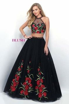 Shop classic ball gowns and ball gown prom dresses at PromGirl. Ballroom gowns, long formal dresses, designer prom ball gowns, plus-sized ball gowns, and ball gown dresses. Blush Formal Dresses, Blush Prom Dress, Blush Gown, Cute Dresses, Formal Gowns, Lace Dress, Senior Prom Dresses, Pageant Dresses, Prom Gowns