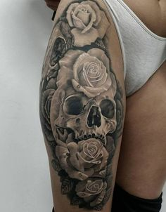 44 bold skull tattoos to celebrate your mortality . - 44 bold skull tattoos to celebrate your mortality celebrate -