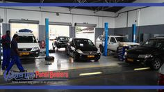 At #CLPB, our service is unmatched, our staff highly skilled, and our equipment top of the range. Give us a try.