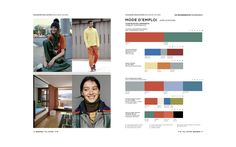 COLORS TREND BOOK FALL WINTER 17-18