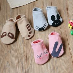 Baby Mouse Socks