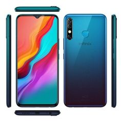 Infinix Hot 8 With Triple Rear Cameras, Battery Launched in India: Price, Specifications Android Phones, Usb On The Go, Low Light Camera, Mobile Phone Price, Finger Print Scanner, All Smartphones, Light Sensor, Dual Sim