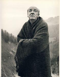 Lord Snowdon: Vladimir Nabokov 1972