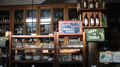 La barra de Bar de Cao