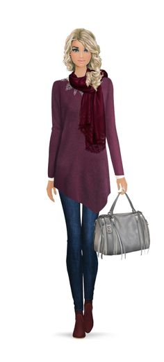 Look Styled For Covet Fashion: Pale Fire