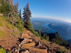 From the airy summit of Mount Ellinor to the glacial waters near Royal Basin…