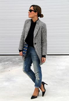 15 Outfits Ideas With Trendy Spring Coats  