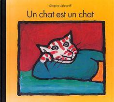 Livres Ouverts : Un chat est un chat
