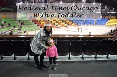 Fun Family Night at Medieval Times Dinner and Tournament. (A night at the show with a toddler.) #sponsored