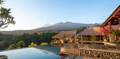 Rinjani Lodge is a boutique hotel located on the borders of the Rinjani National park in Senaru North Lombok.