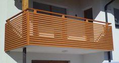Balkon Imola: Balkongeländer Alu Select, individuell gestaltbare Alu Geländer von Leeb Balkone