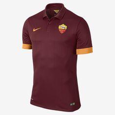 2014 15 AS Roma Match Men s Football Shirt. Nike.com (UK) 10b98b2881da8