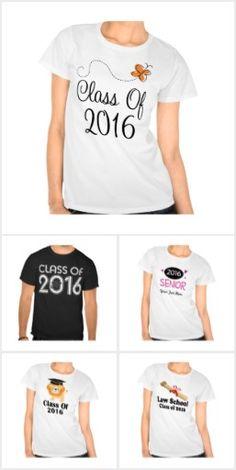 Class Of 2016 T-shirts