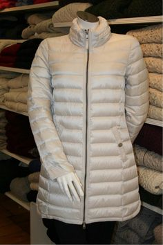 Beaumont of Amsterdam Down Duvet Coat - one of Special Spring Offers. Beaumont Amsterdam, Ireland Clothing, Jacket Dress, Duvet, Winter Jackets, Lady, Coat, Womens Fashion, Clothes