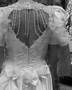 Robe de mariée Pronuptia Romantique style Précieuse